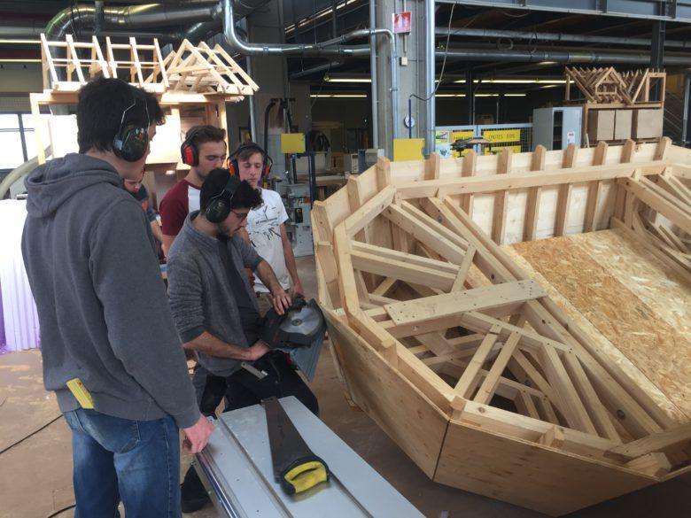 construction cernay