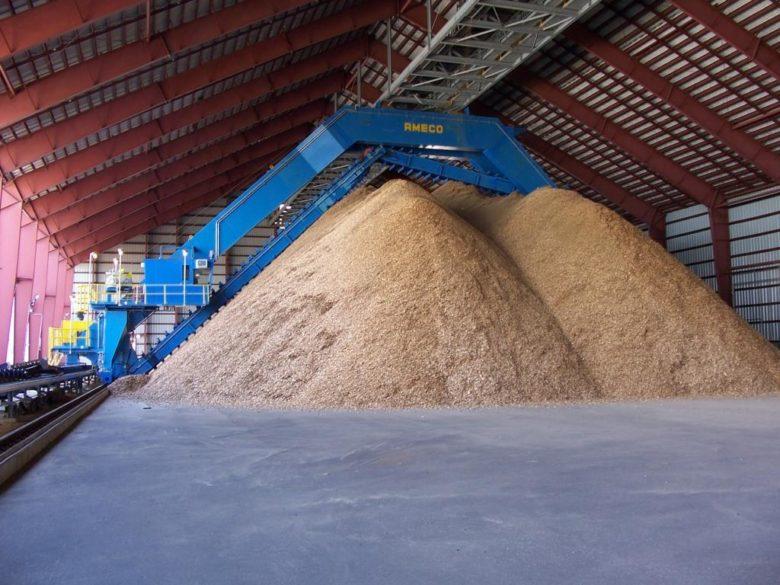 biomass industry portal reclaimer
