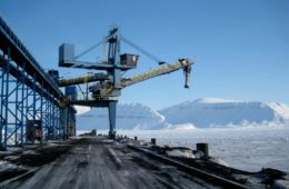 shiploader for coal