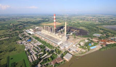 reclaimer coal flue gas