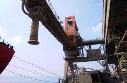 Nuh Cimento Revamping Shiploader Cemenr